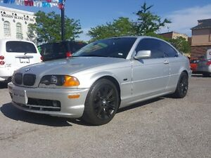 BMW 325CI COUPE *** FULLY LOADED *** CERTIFIED $4995