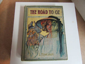 1909 Road To Oz by L Frank Baum 261 pages no dj