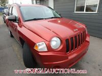 2009 JEEP COMPASS 2WD