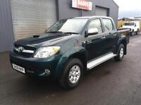 2009 Toyota Hilux 3.0 D4-D HL3 Double Cab 4x4 Diesel Pickup * NO VAT *