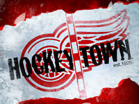 DETROIT RED WINGS SEASON SEATS - GREAT DEALS! CHEAP PRICES!