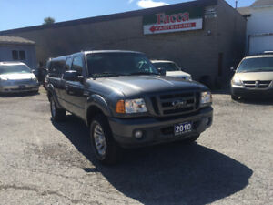 2010 FORD RANGER 4X4 PICKUP TRACK NICE CLEAN SAFETY & E-TEST