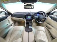2017 Maserati Ghibli V6 4dr Auto [Start Stop] Saloon Petrol Automatic