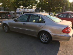 2006 Mercedes Benz E350 4MATIC