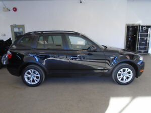 2010 BMW X3 2.8i LUXURY 4X4! 123,000KMS! 1 OWNER! ONLY $13,900!