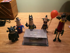 Batmobile and Aardvark Bat figues