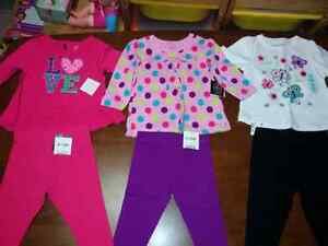 6-12 month girl lot (new with tags)