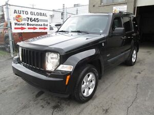 Jeep Liberty 4WD 4dr,SPORT,NORTH TRAIL RATED 2010