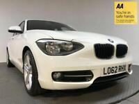 2012 62 BMW 1 SERIES 1.6 114I SPORT 5D 101 BHP