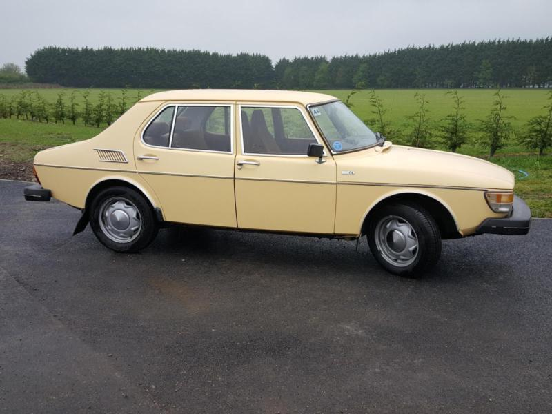 Saab 99 1979 Super Automatic 32000 MILES ONLY Well Looked After Fully Serviced