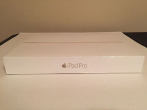 "iPad Pro 12.9"" wifi/cell 128gb brand new sealed gold color"