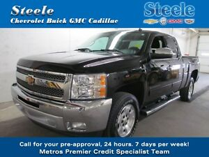 2012 Chevrolet SILVERADO 1500 5.3L V8 Chrome Package !!!