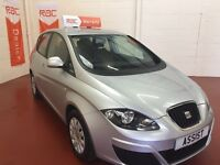 SEAT ALTEA 1.6TDi-POOR CREDIT-WE FINANCE-TEXT 4CAR TO 88802