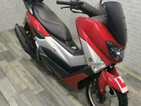 2016 (16) Yamaha N-MAX 125 WITH ABS AND TOP BOX