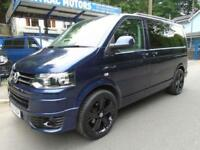 2014 Volkswagen Transporter Shuttle 2.0TD ( 140PS ) SWB Mini Bus T30 SE