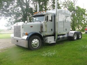 2005 Peterbilt 379  HEAVY AXLES