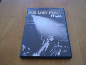 OUR LADY PEACE LIVE DVD