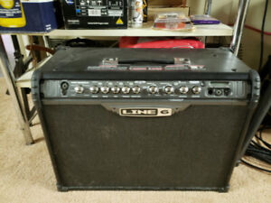 Spider 111 LINE6 guitar combo amp