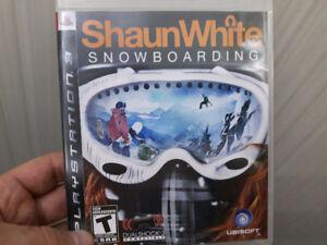 ShaunWhite Snowbording ps3