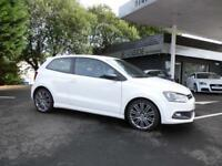 Volkswagen Polo 1.4 TSI ( 140ps ) ACT DSG 2013MY BlueGT