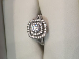 Engagement Ring: Fire of the North Canadian Diamond Collection