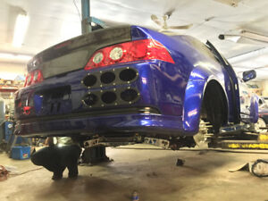 2002-2006 Acura Rsx Part Out, Mugen, K-Tuned, DC5 Type R etc.