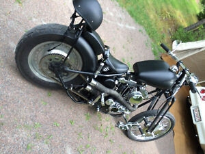 77 CUSTOM IRONHEAD