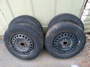 Winter Tires P175/65 R15