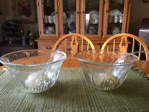 Vintage Punch Bowls