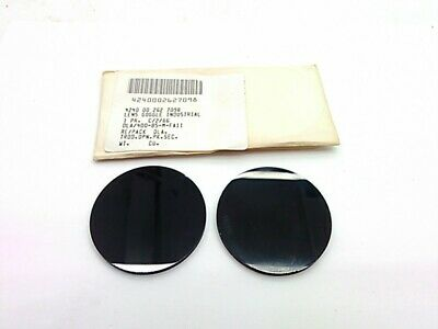 2 Pcs Lens Goggles Industrial Welding Replacement Lenses Glass