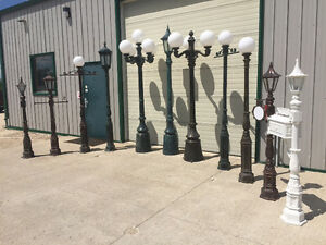 Quality new heavy casting Outdoor lighting various pricing