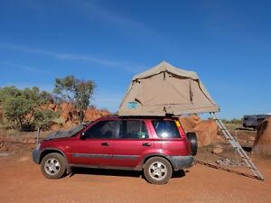4WD Honda CRV with Rooftoptent! Darwin CBD Darwin City Preview