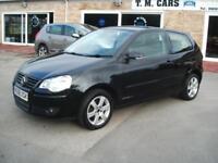 2009 58 Volkswagen Polo 1.2 Match 3d **76k / New MOT**