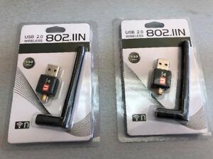 Mini USB wireless/WiFi adapter