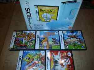 Nintendo DS lite Bundle