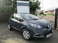 2014 Renault Captur 0.9 TCe ( 90bhp ) Expression+ ( s/s ) ( Convenience(HISTORY)