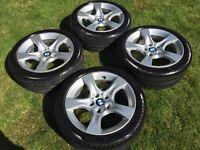 Alloy wheels BMW