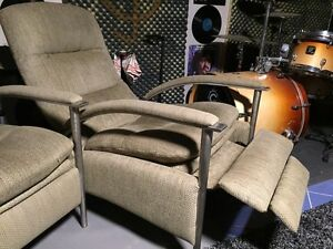 Two matching Ethan Allen recliners, retail for 2900 each new Sarnia Sarnia Area image 2