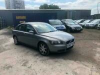 Volvo S40 2.0D mot leather alloy low miles 130k looks and drive great VGC