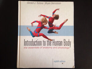 Introduction to the Human Body 8th ed