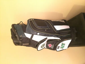 LIMITED EDITION- Roughrider cart bag w strap