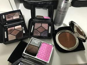 Lot of Dior Makeup