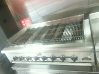 3 months old 4 feet grill for sale