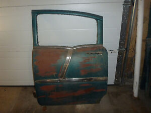 FOR SALE: 1955 Chevy 4-Door Sedan doors $50.00 each