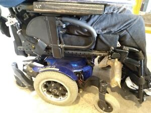 Quickie Pulse 6 Power Wheelchair with power tilt for sale