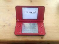 Nintendo DSi XL, Super Mario bros limited edition 25th year anniversary