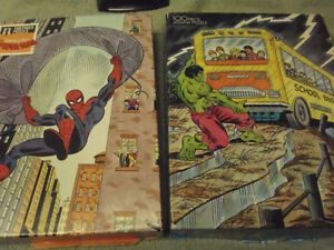 SpiderMan,The Hulk and He-Man - 3 lot of Puzzles