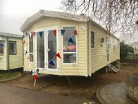Static Caravan Nr Clacton-on-Sea Essex 3 Bedrooms 8 Berth Willerby Winchester