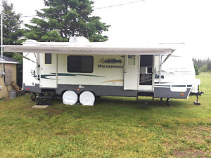 Fleetwood Wilderness Special Edition 24'