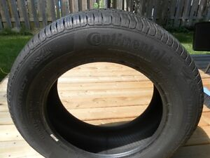 225/65R17 BRAND NEW SUMMER TIRES CRV West Island Greater Montréal image 3
